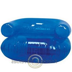 """36"""" Inflatable Chair Seat Bedroom Decor Light Weight Blow Up"""