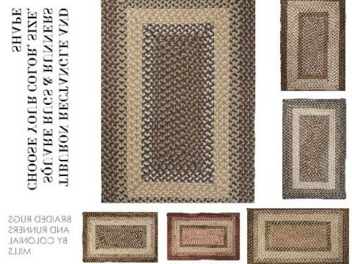 tiburon braided rugs and runners by all